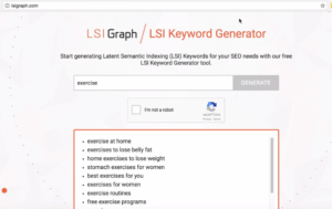 LSI Keywords for On-Page SEO